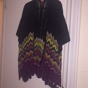 Missoni for Target Sweaters - Target Missoni Poncho